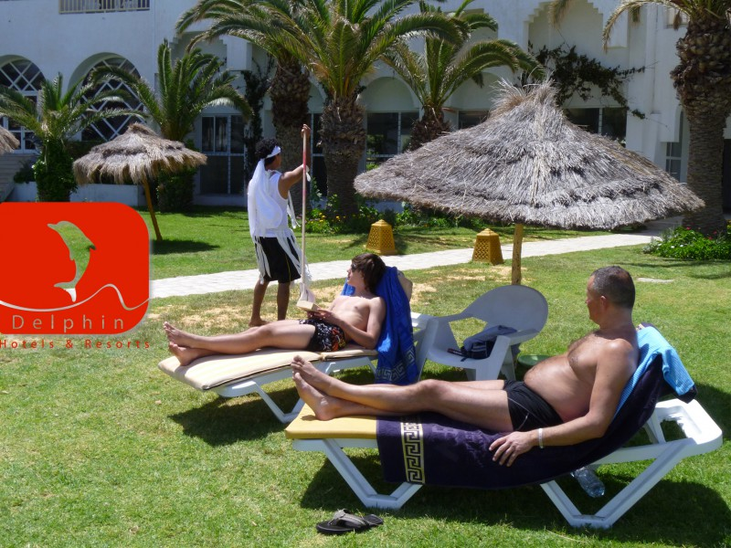 Hotel Delphin El Habib Monastir