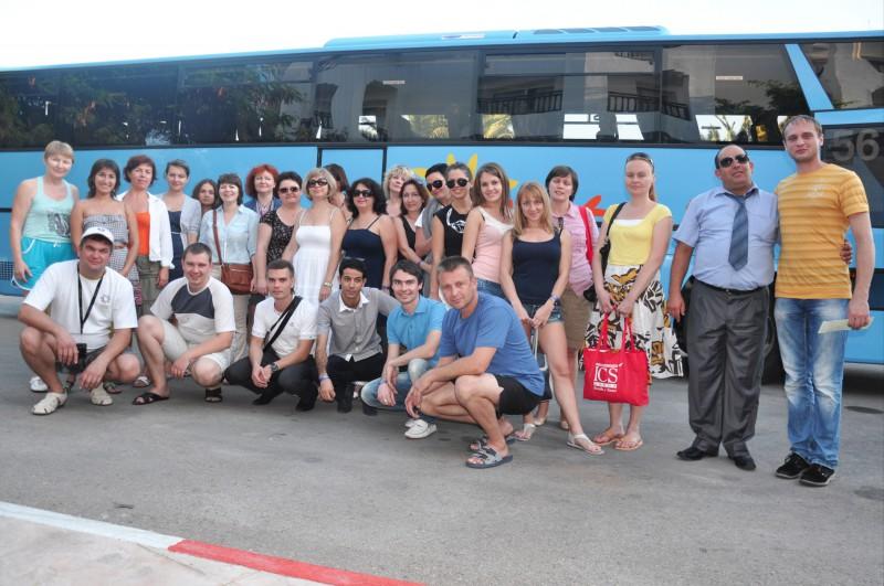 ИнфоТур ICS в Тунис с 14.10.12 по 20.10.12