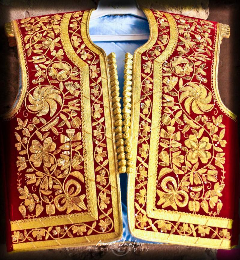 Туниский национальный костюм