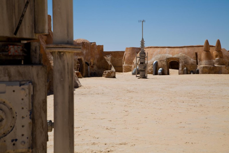 Star Wars Tours in Tunisia