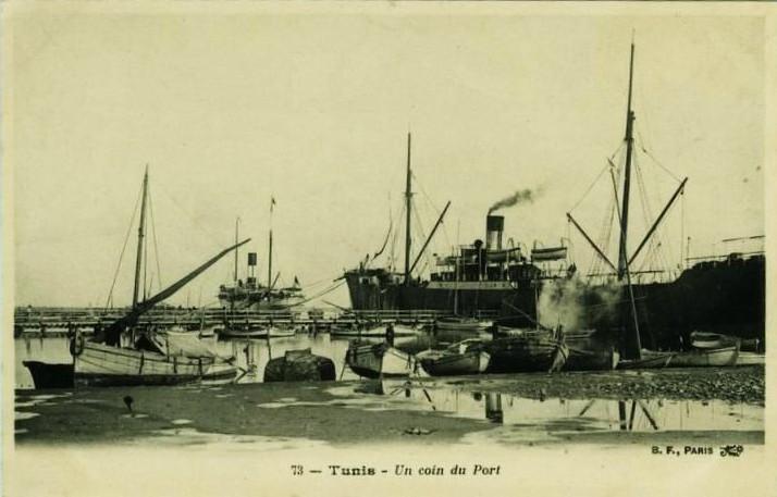 Старый Тунис / Vieux Tunisie