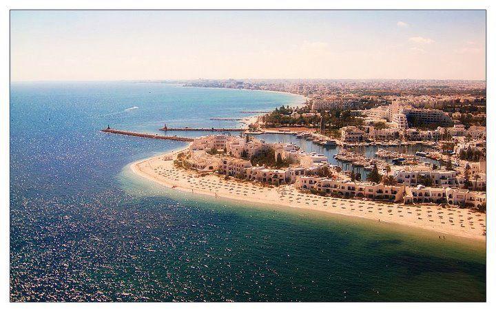 Port El Kantaoui / Sousse