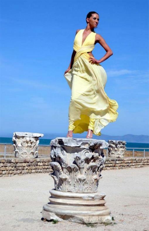 Fashion Carthage, Tunis