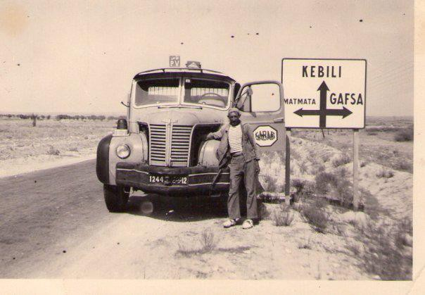 Older cars Tunisia