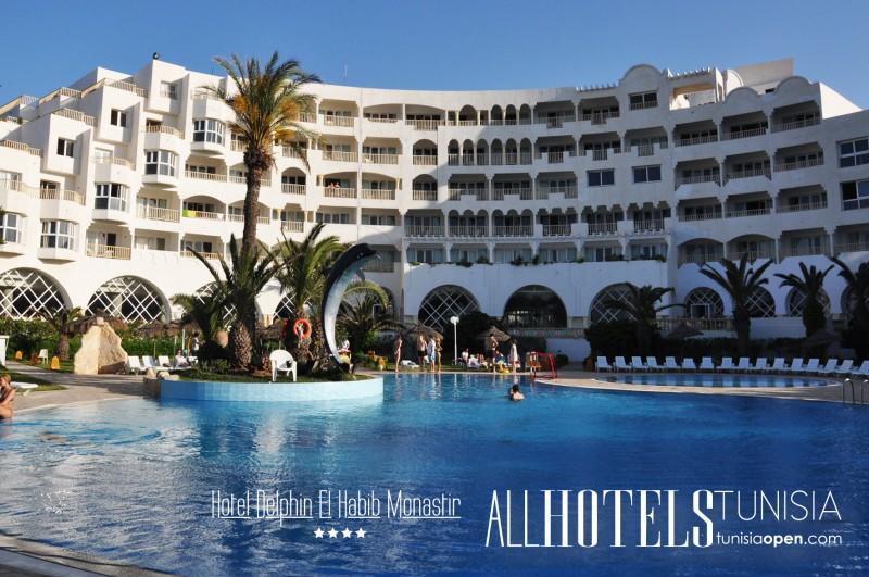 Hotel Delphin El Habib ★★★★