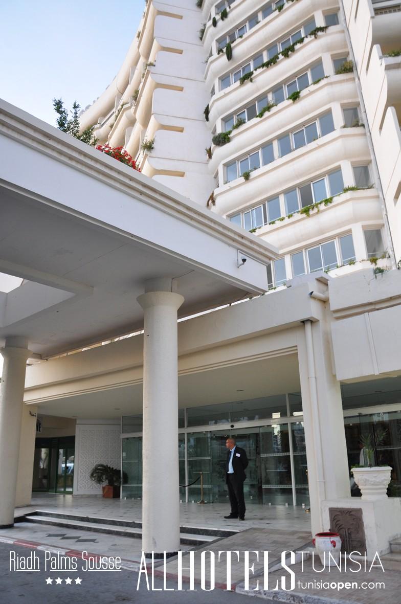 Hotel RIADH PALMS ★★★★