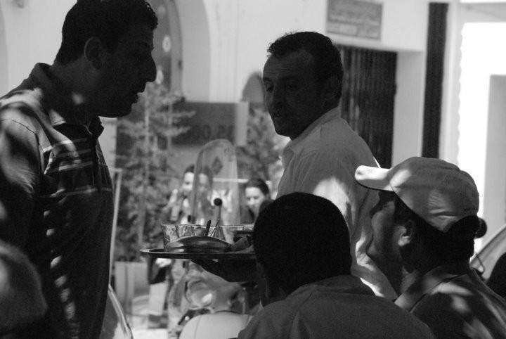 Black & White Tunisia
