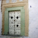 Tunisian old door 23