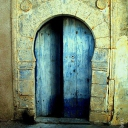 Tunisian old door 1r