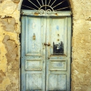 Tunisian old door 9