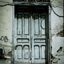 Tunisian old door 31