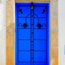 Tunisian old door 16