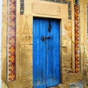 Tunisian old door © Chtioui Dali