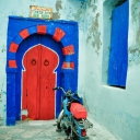 Tunisian Door ♥