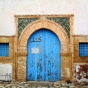 Tunisian old door 37