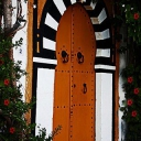 Tunisian old door 39