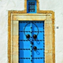 Tunisian old door 1h