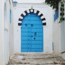 Tunisian old door 1