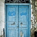 Tunisian old door 27