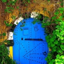 Tunisian old door 13
