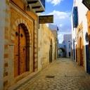 Rue Sidi Ben Arous, La Kasba tunis