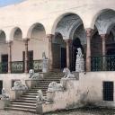 Bardo, the lion staircase, Tunis, Tunisia