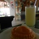 Djerba, 09.06.2012, 11.55 h @ Café Palais Royal, Midoun
