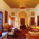 A l'intérieur du Palais Ennejma Ezzahra Sidi Bou Saïd