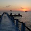 le ponton de l'Odyssee-Resort Thalasso-Zarzis