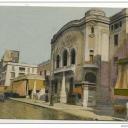 TUNIS - Le théâtre municipal à l'époque
