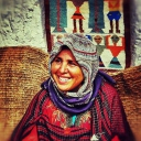 @embalsamat Matmata, Tunisia