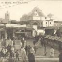 TUNIS : PLACE BAB-SOUIKA