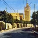TUNIS--Boulevard Bab-Ménara