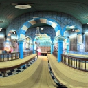 3D La Ghriba synagogue, island of Djerba