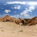 3D Chebika oasis