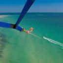 Parachute Sailing in Djerba