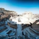 Amphithéâtre d'El Jem - Mahdia