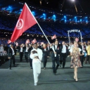 Tunisia's national team - Olympic Games in London 1