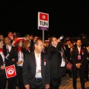 Tunisia's national team - Olympic Games in London 7