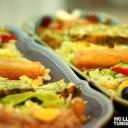Assortiment de salades