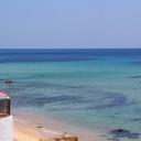Nabeul, TUNISIA Sidi Mahrsi beach 1