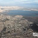 Tunis seen from above Tunis vue du ciel 2