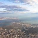 Tunis seen from above Tunis vue du ciel 1