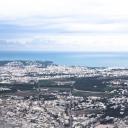 Tunis seen from above Tunis vue du ciel 4