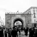Bab El Bhar (باب البحر)  Porte de France  Tunis, Tunisia