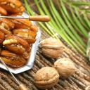 %22El Nour%22 date of Tozeur, golden and delicious ♥