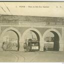 TUNIS - Porte de Bab Saadoun
