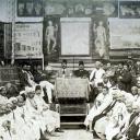 Classe de la Khaldounia en 1908