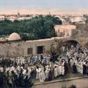 Snake charmer, Tunis (1899)